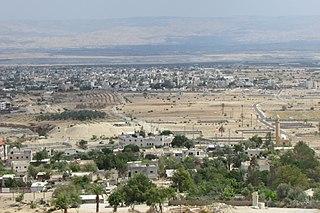 Aqabat Jaber Municipality type C in Jericho, State of Palestine