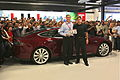 First production Tesla Model S delivered.jpg