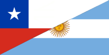 Flago de Argentino kaj Chile.png
