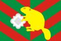 Flag of Bobrovskoe (Chelyabinsk oblast).png