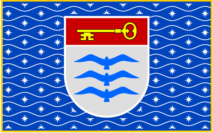 Flag of Molėtai