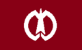 Flag of Omori Akita.png