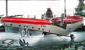 Piasecki Aircraft - Piasecki VZ-8 Airgeep