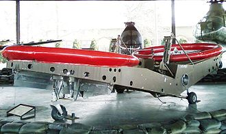 Piasecki VZ-8 Airgeep - Image: Flyingjeep