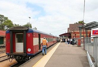 Bairnsdale - Bairnsdale railway station