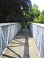 Footbridge, Harbottle - geograph.org.uk - 457180.jpg
