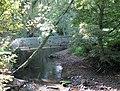 Footbridge at Burnside Farm - geograph.org.uk - 988996.jpg