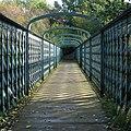 Footbridge over railway - geograph.org.uk - 265876.jpg