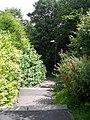 Footpath - Millstone Rise - geograph.org.uk - 1427387.jpg