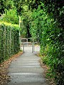 Footpath to Peppercorns Lane, Eaton Socon - geograph.org.uk - 1372086.jpg