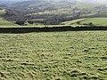 Footpath towards Browside Farm - geograph.org.uk - 1134752.jpg