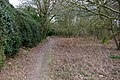 Footpath towards the A275 - geograph.org.uk - 1754792.jpg