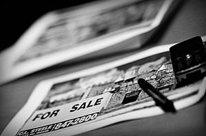 Classified advertising - Classified ads in a newspaper.
