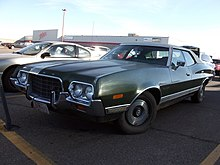 1972 ford gran torino 4 door pillared hardtop - Ford Gran Torino Fastback