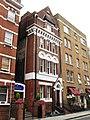 Former dispensary in Chiltern Street, W1 - geograph.org.uk - 1527417.jpg