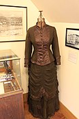 Fort Dalles Museum Interior and exhibits, IMG016.jpg
