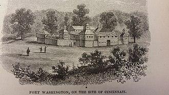 Fort Washington (Ohio) - Fort Washington