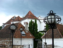 Fort at Citadel Hill - Brasov - Romania.jpg