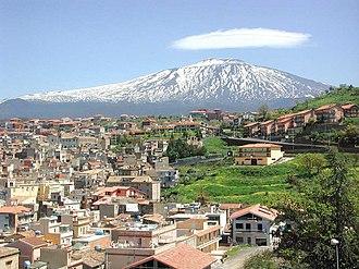 Bronte, Sicily - Image: Foto zino panoramio