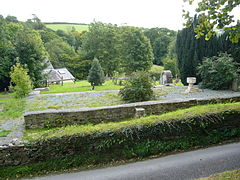Foundations of the church of Saint Tygwydd.jpg