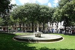 Square Santiago-du-Chili