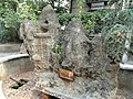 Fountain - Dade Temple Twin Pagodas, Kunming - DSC03380.JPG