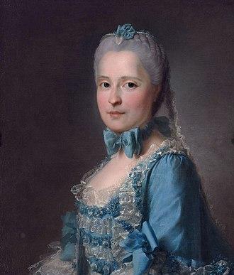 Maria Josepha of Saxony, Dauphine of France - Image: Frédou Marie Josèphe de Saxe