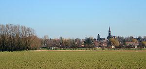 Halluin - Image: France mont d halluin