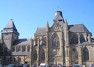 Évron,  Pays de la Loire, France