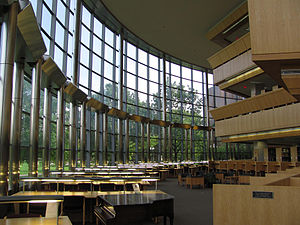 University of Michigan–Flint - The Frances Willson Thompson Library at the University of Michigan-Flint