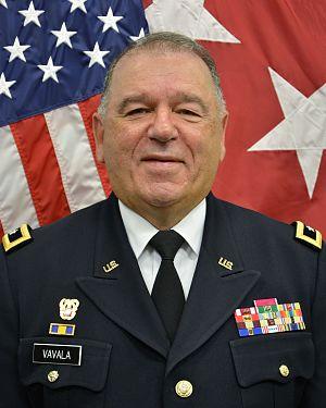 Francis D. Vavala - Maj. Gen. Francis D. Vavala