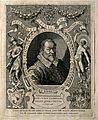 Franciscus de Padoanis. Line engraving by A. Sadeler. Wellcome V0004414.jpg