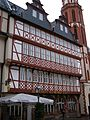Frankfurt Romerberg Schwarzer Stern.jpg