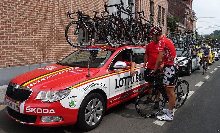 Frasnes-lez-Anvaing - Tour de Wallonie, étape 1, 26 juillet 2014, départ (C26).JPG