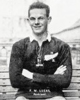 Fred Lucas (rugby player) - Image: Fred Lucas