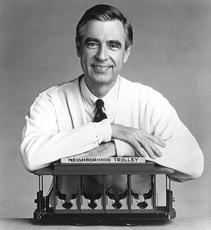 Fred Rogers and Neighborhood Trolley.jpg