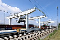 Freudenau (Wien) - Containerterminal.JPG