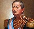 Fue conocido por su preocupación por las relaciones internacionales y se le atribuye la introducción de la producción de café en el Salvador.jpg