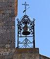 Fuentecén, Iglesia de San Mamés Martir, 05 campana.jpg