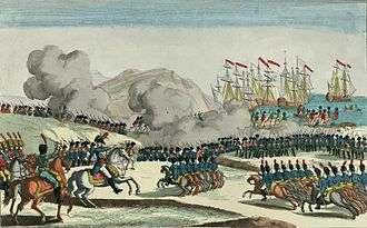 50th (Queen's Own) Regiment of Foot - The retreat to Corunna in January 1809