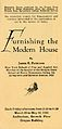 Furnishing the Modern House course announcement, 1930 (5833593565).jpg