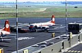 G-BEKC Hs748 Dan Air NCL 19-08-78 (16806329874).jpg