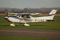 G-IJAG - C182 - Not Available
