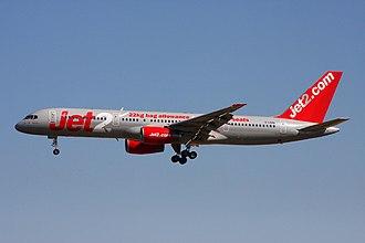 Jet2.com - Jet2.com Boeing 757-200