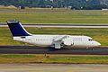G-OZRH 1 146-200 LH-Flightline DUS 13AUG99 (6034637783).jpg