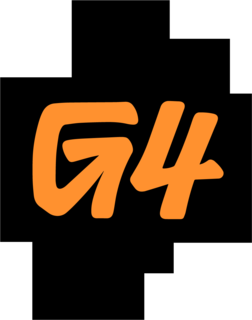 G4 (American TV network) Former American television channel