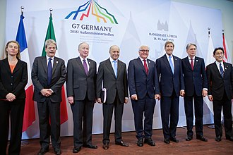 Rob Nicholson - Image: G7 Foreign Ministers & EU High Representative for Foreign Affairs Meeting in Lubeck, Germany