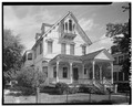 GENERAL VIEW, SOUTHWEST CORNER - 170 Broad Street (House), Charleston, Charleston County, SC HABS SC,10-CHAR,222-1.tif