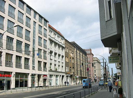 GWT 45, Chausseestraße 114-118, Juni 2005