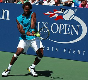 Gaël Monfils at the 2009 US Open 12.jpg